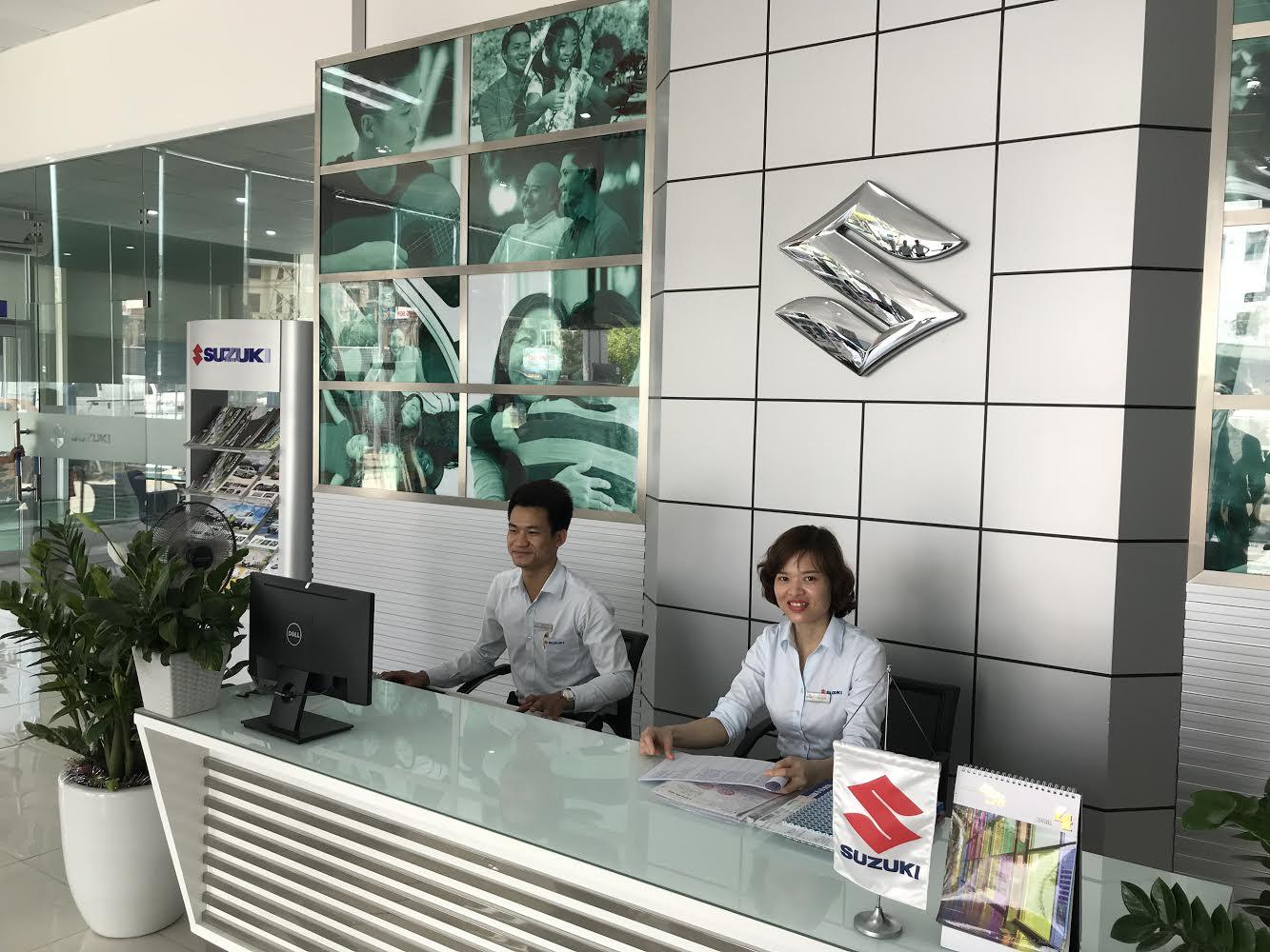 Suzuki Thanh Hóa